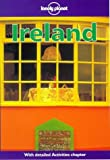 img - for Lonely Planet Ireland book / textbook / text book