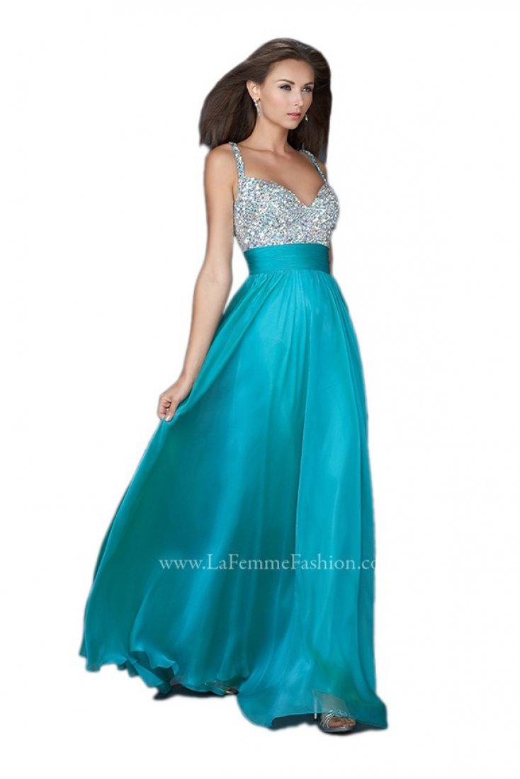 Amazon.com: La Femme 16802: Clothing