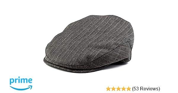 e3d8c7231 Infant & Toddler Boys Pinstripe Driver Cap Baby Hat for Kids