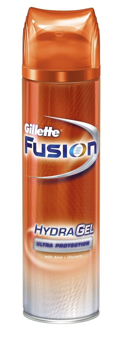 Gillette Fusion by Gillette Ultra Protection Shave Gel 200ml 44714