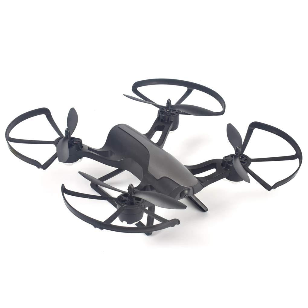Uokoki T905HW WiFi FPV Spielzeug 2.4G 4-Achsen-Gyro 3D Flip Headless Altitude Hold RC Quadcopter-Kamera Mini-Hubschrauber-Drohne Schwarz