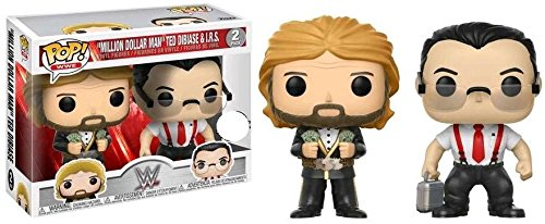 Funko POP! Million Dollar Man Ted Dibiase & I.R.S by Funko