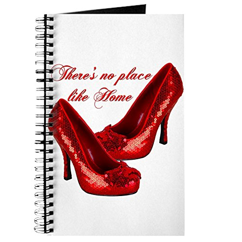 CafePress Slippers Journal Notebook Personal