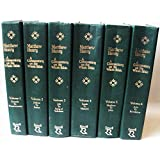 Matthew Henry's Commentary on the Whole Bible. Volumes I - VI, Six Volumes Complete