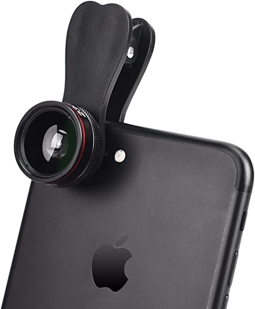 Accesorios lente aplicable a Teléfono Móvil Distancia Distorsión ...