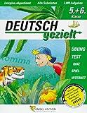 Deutsch gezielt 5.+ 6. Klasse