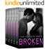 Broken (The Broken Romance Series Box Set) (A Sports Romance) (MMA Romance)