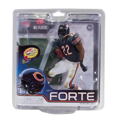 Action Figure Matt (McFarlane Toys NFL Series 30 - Matt Forte Action)