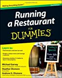 img - for Running a Restaurant For Dummies by Michael Garvey (14-Oct-2011) Paperback book / textbook / text book