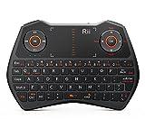 Rii i28 5 in 1 Wireless Mini Keyboard/Touchpad /Flying Mouse/Earphone Jack/Backlit Work