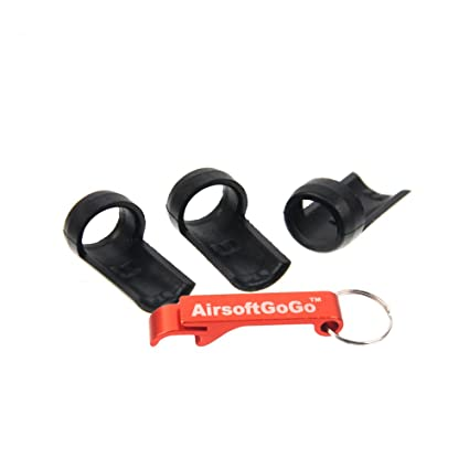 Amazon.com: SAT Hop Up Bucking para Airsoft MARUI M870 ...