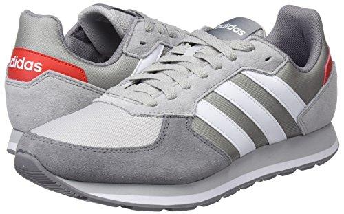 8k Uomo grethr 000 Adidas Running Grigio gretwo Scarpe ftwwht wRfttdqaW