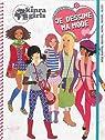 Kinra Girls - Je crée les tenues des Kinra Girls par Bac