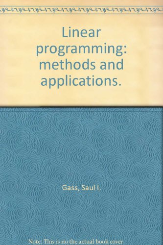 the navy linear programming application Naval postgraduate school  it is the development and application of mathematical models, statistical analyses, simulations, analytical reasoning, and common sense .