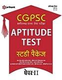 CGPSC Aptitude Test Study Package