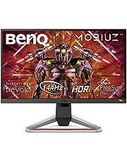 BenQ MOBIUZ EX2510 24.5'' HDRi IPS gamingskärm,144 Hz 1 ms FreeSync Premium FHD