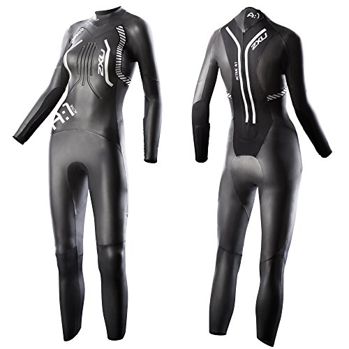 2XU Women's A:1 Active Wetsuit, Small Tall, - Level Wetsuit Triathlon Entry