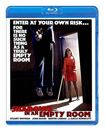 Shadows Empty Blazing Magnum Blu ray product image