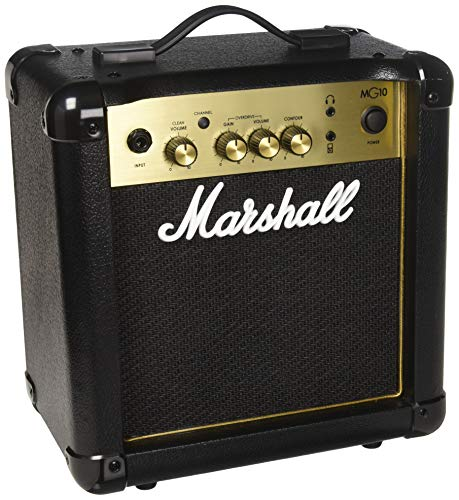 Marshall Amps Guitar Combo Amplifier (M-MG10G-U)