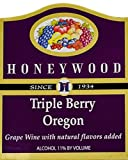 NV Honeywood Winery Tripleberry Fruit Wine 750 mL