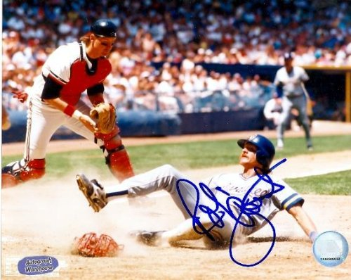 Robin Yount autographed 8x10 Photo - Autographed MLB Photos