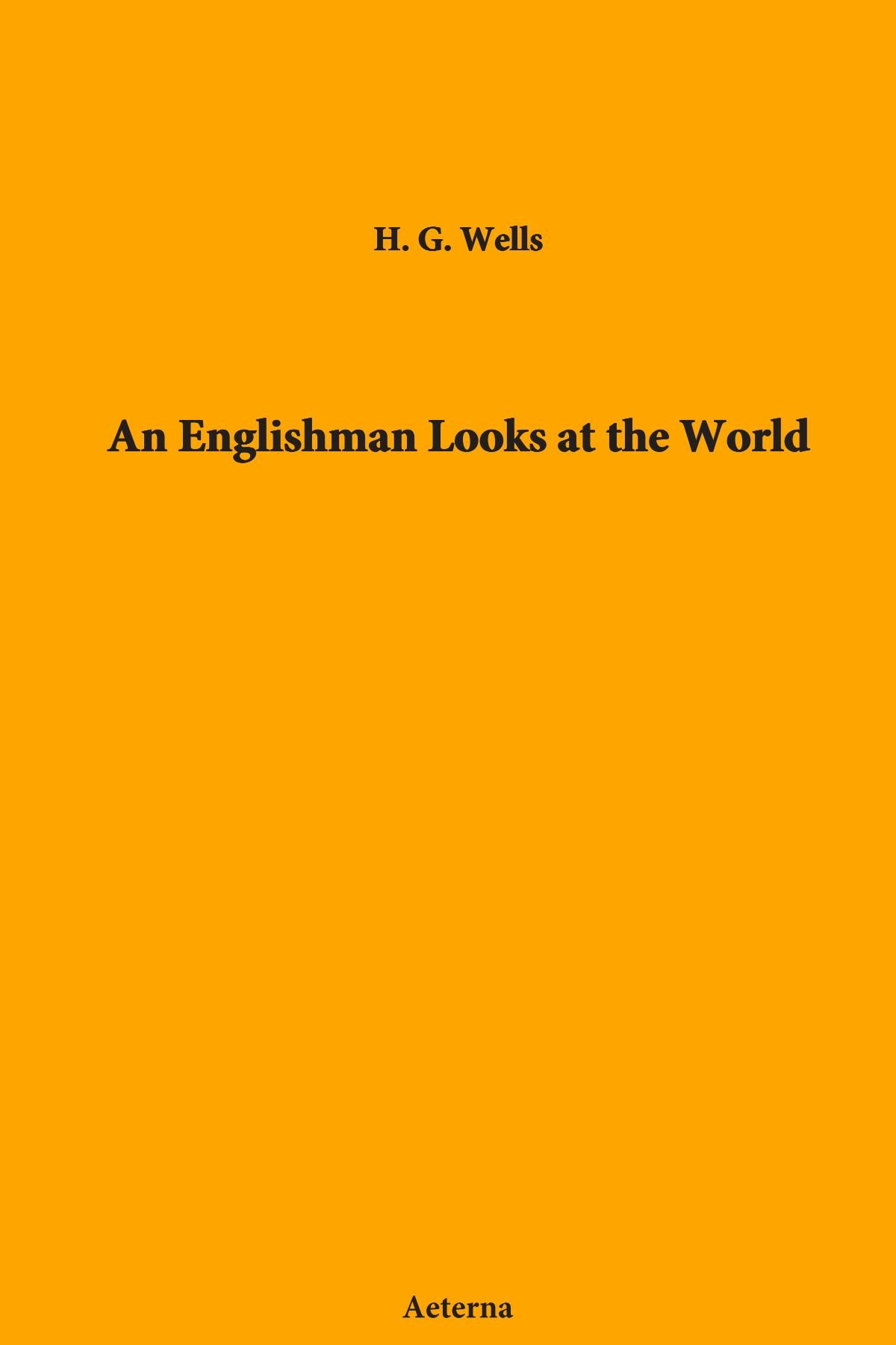 Download An Englishman Looks at the World ebook