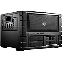 Cooler Master HAF XB EVO, HTPC Computer Case with High Airflow Design, USB 3.0