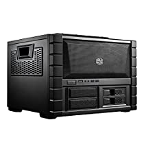 Cooler Master HAF XB II EVO, HTPC Computer Case with USB 3.0 (RC-902XB-KKN2)