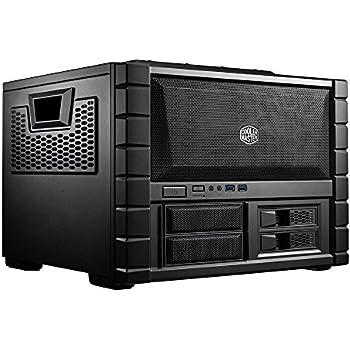Cooler Master HAF XB II EVO, HTPC Computer Case with USB 3.0 (RC-902XB-KKN2)