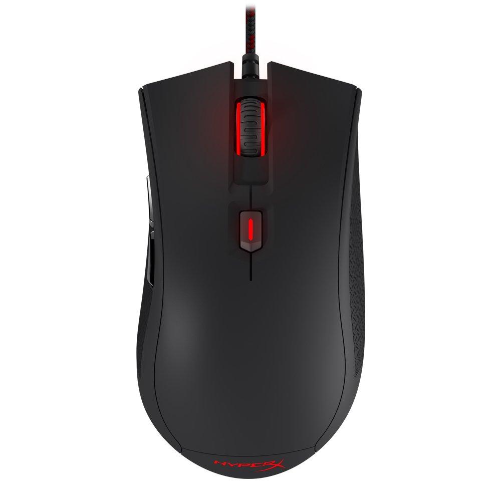 Mouse Gamer : HyperX Pulsefire FPS Pixart 3310 Sensor Four P