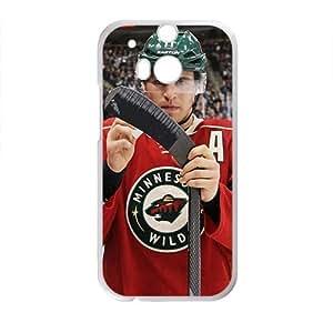 DAZHAHUI MINNESOTA WILD Hockey NHL Phone Case for HTC One M8