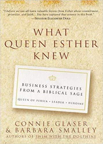 Pdf-kirjojen lataaminen syttyy What Queen Esther Knew: Business Strategies from a Biblical Sage iBook 1579546900