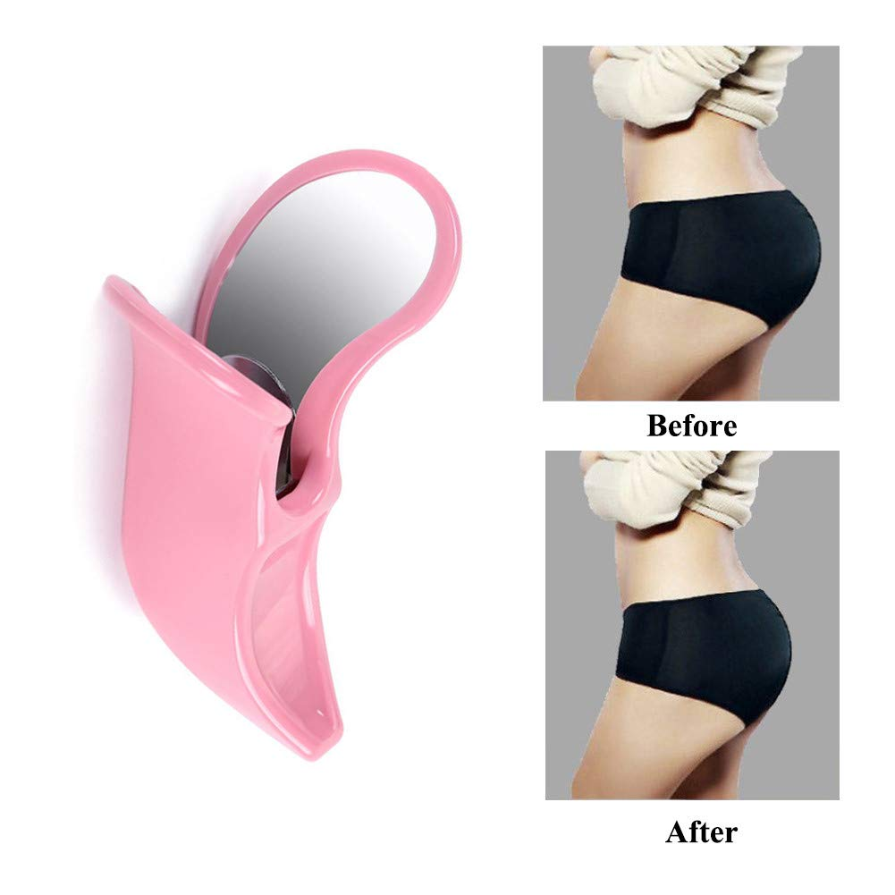 Balight Pelvic Floor Muscle Medial Trainer Inner Thigh Exerciser Hips Muscle Trainer Bladder Controller Correction Beautiful Buttocks Bladder Useful