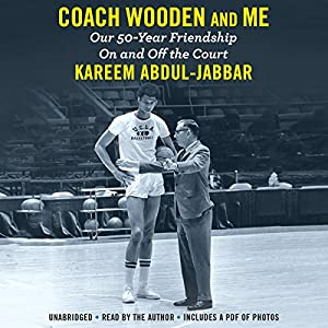 Coach Wooden and Me Hörbuch