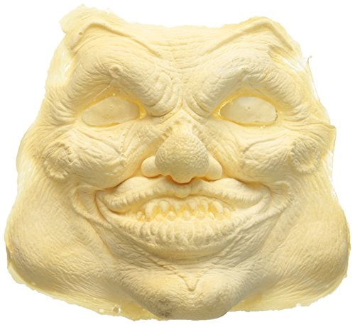 Woochie by Cinema Secrets Evil Clown Foam Prosthetics, Multi, One Size (Prosthetic Clown Costume)