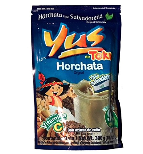 Horchata Concentrate (Yus Horchata Powder Drink 12.7 oz - Agua fresca sabor a Horchata (Pack of 1))
