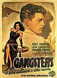 The Killers POSTER Movie (1946) Italian Style B 11 x 17 Inches - 28cm x 44cm (Edmond O'Brien)(Albert Dekker)(Ava Gardner)(Burt Lancaster)(Sam Levene)(William Conrad)(Charles McGraw)