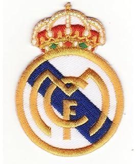 11f4d72c9988 Real Madrid C.F. Football Club FC à bricoler soi-même Brodé Coudre Badge  Thermocollant