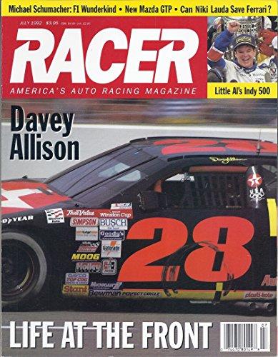 Racers Indianapolis - Racer Magazine (#3 - July 1992)