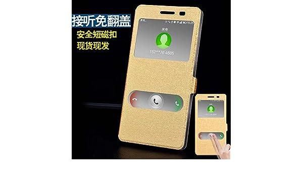 IVSO® BLU Pure XL - Funda para Smartphone BLU Pure XL (Ultra Fina ...