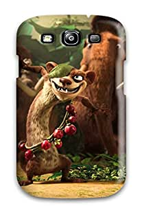 Shock-dirt Proof Ice Age Case Cover For Galaxy S3