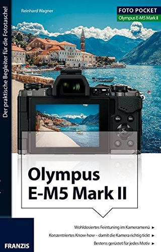 Foto Pocket Olympus E-M5 Mark II