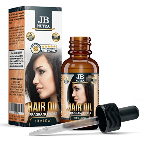 Hair Oil by JB