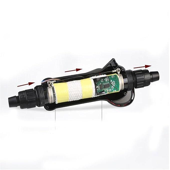220V ~ 240V calentador sumergible ajustable acuario externo pescado tanque 300w 500w (poder 300w): Amazon.es: Hogar