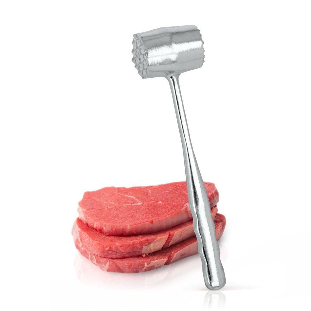 Mazo para carne de aluminio fundido 21 cent/ímetros Metaltex 255900010