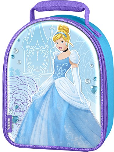 Tulle Kit (Thermos Novelty Lunch Kit, Cinderella with Tulle)