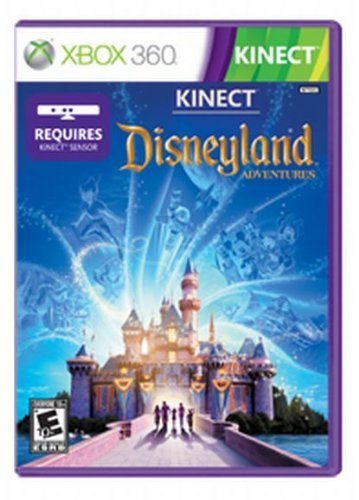 Kinect Disneyland Adventures - Xbox 360 (Renewed)