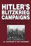 Hitler's Blitzkrieg Campaigns