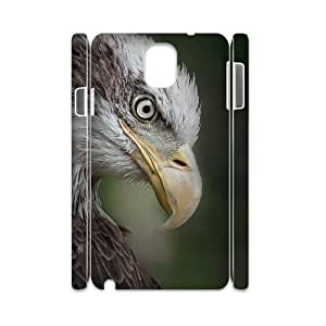 Animals Eagles 3D-Printed ZLB558829 Customized 3D Cover Case for Samsung galaxy note 3 N9000