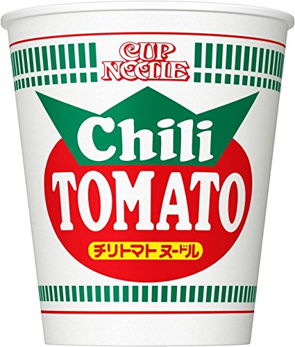 Nissin Cup Noodle Chile tomato noodle 75g ~ 20 - Store Chile Online